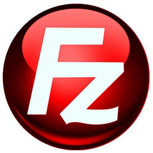 FileZilla 3 на Windows 7 Главное окно