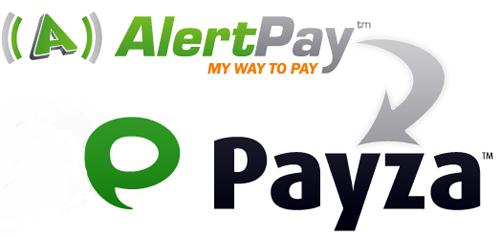 Alertpay-to-Payza