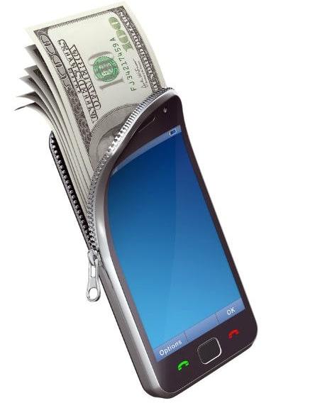 Зарабатывать с телефона