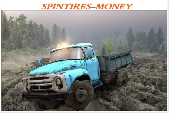 SPINTIRES-MONEY