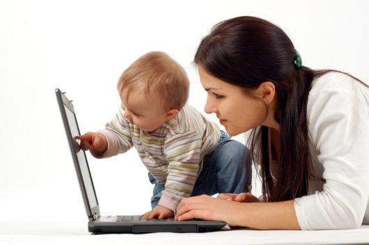 Онлайн виды для заработка для мам - топ вакансий