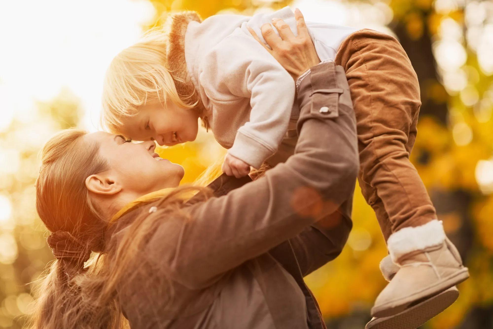 Свободное время у мамы в декрете на ребенка